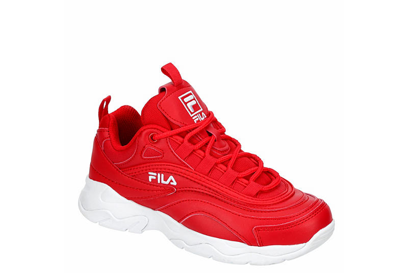 RED FILA Boys Ray