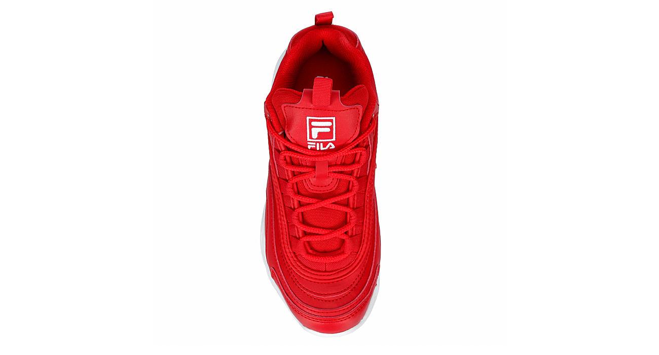 FILA Boys Ray Sneaker - RED