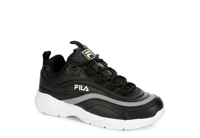 FILA Boys Ray - BLACK