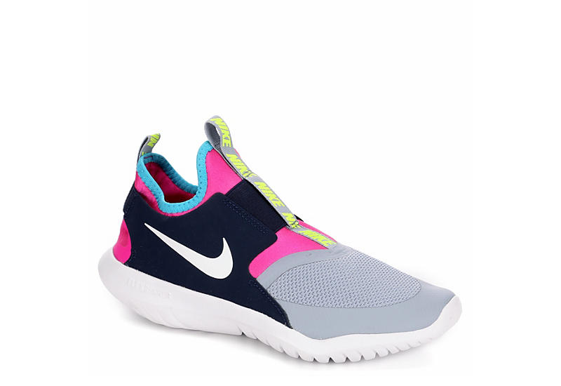 sélection premium 88f06 dd08f BLACK NIKE Girls Flex Runner Gs