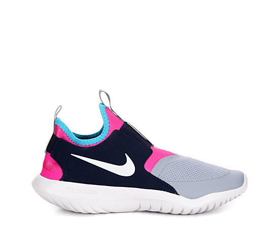 Girls Flex Runner Slip On Sneaker