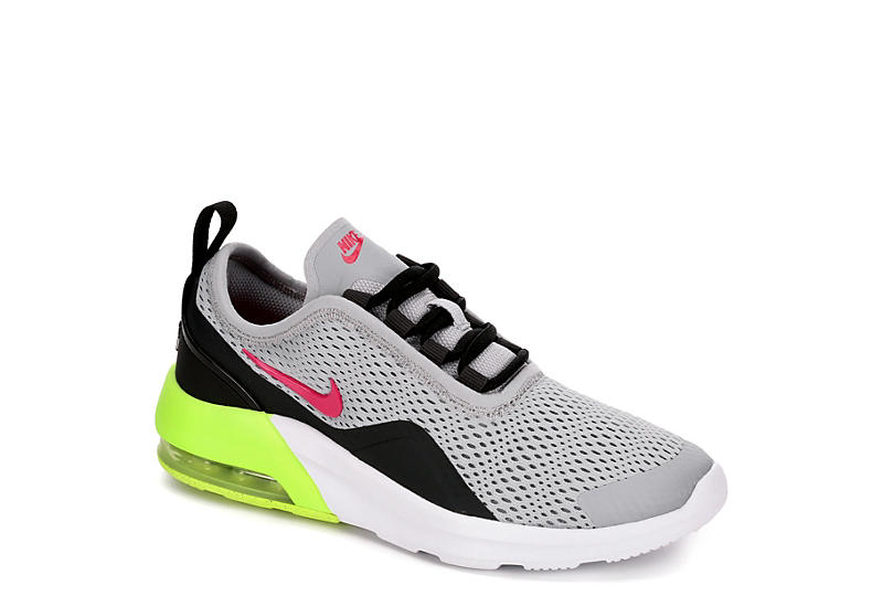 af6c85089e549 Grey Nike Girls Air Max Motion 2 | Athletic | Rack Room Shoes