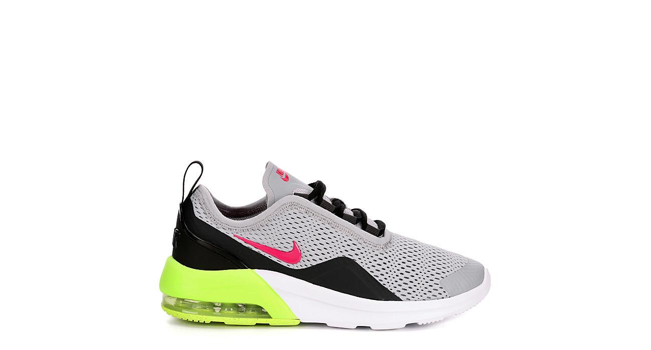 8a1af25a6443c Nike Girls Air Max Motion 2 - Grey