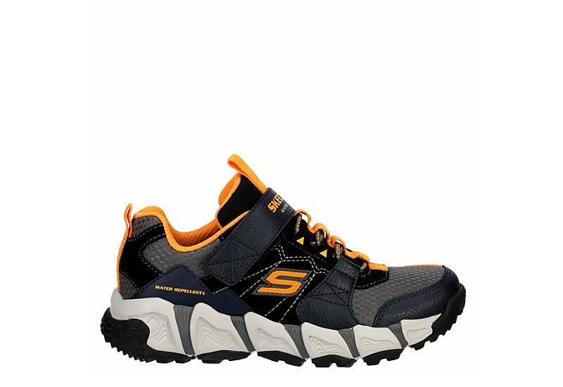 Skechers Boys Velocitrek Navy