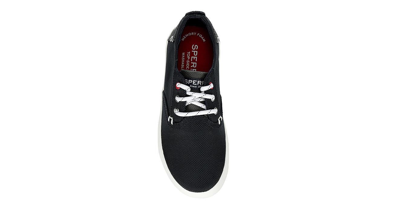 SPERRY Boys Bodie Slip On Sneaker - NAVY