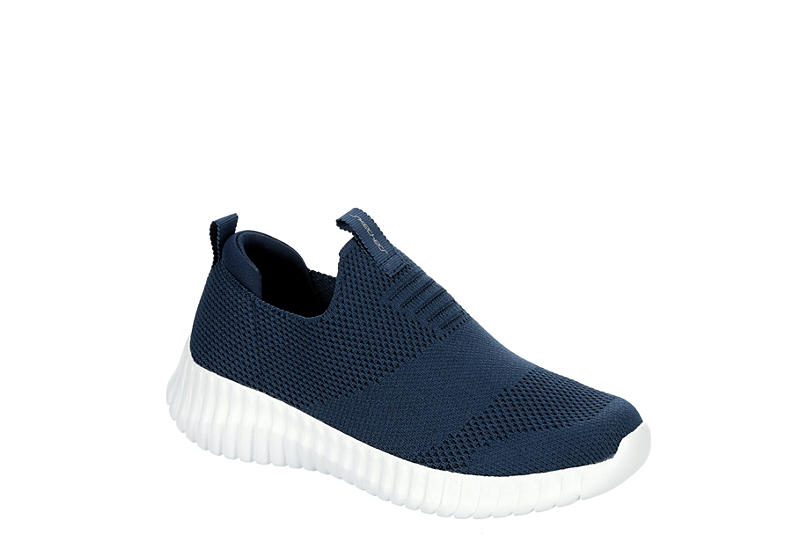 NAVY SKECHERS Boys Elite Flex Wasik