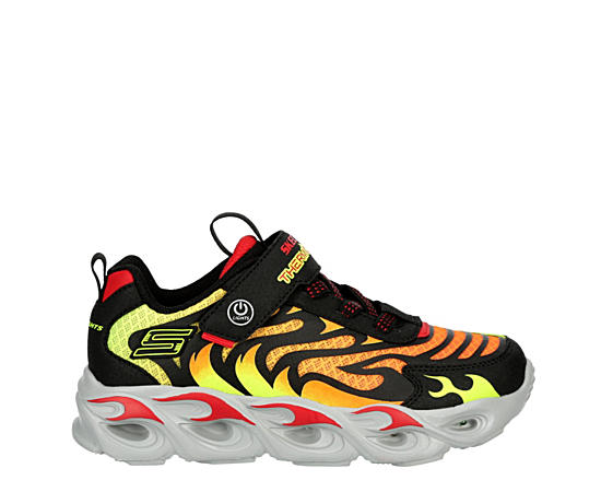 Boys Thermo Flash Light Up Sneaker