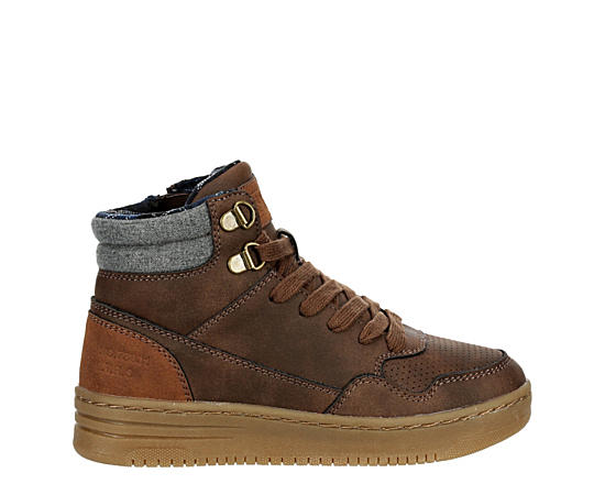Boys Kyle High Top Sneaker