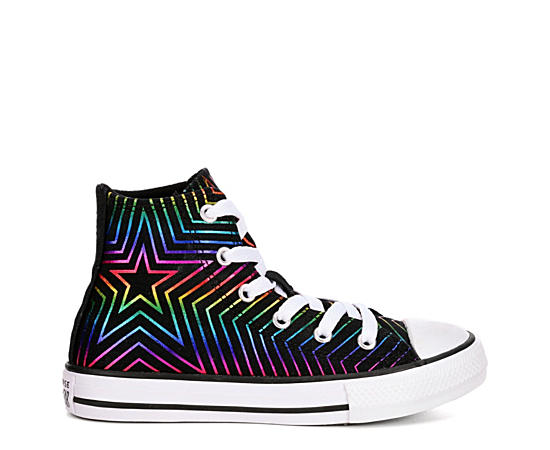 Girls Chuck Taylor All Star All Of The Stars Hi