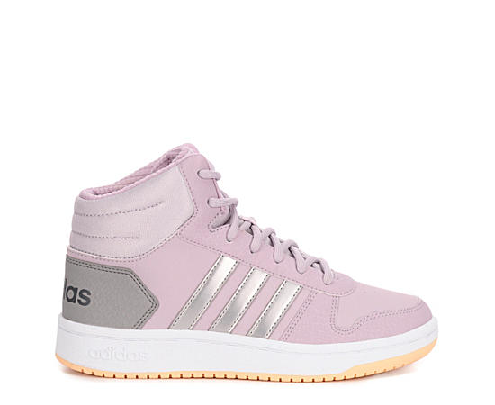 Girls Hoops 2.0 Mid Top Sneaker