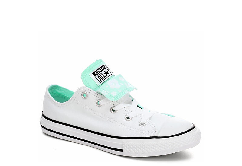 Converse Kids Ox East Coast Childs Canvas Shoes Sport Casual Lace Up Footwear