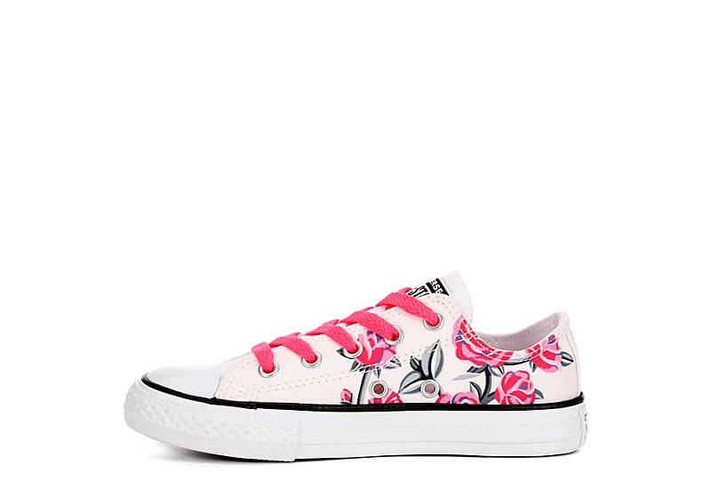 CONVERSE Girls Ctas Pretty Strong Floral - WHITE