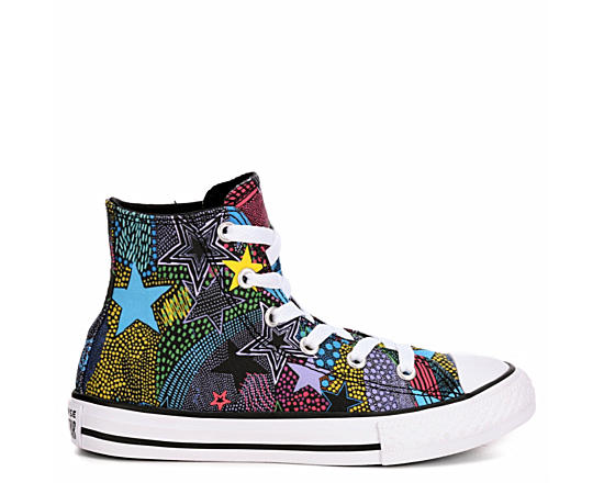 Girls Chuck Taylor All Star Hi Mosaic