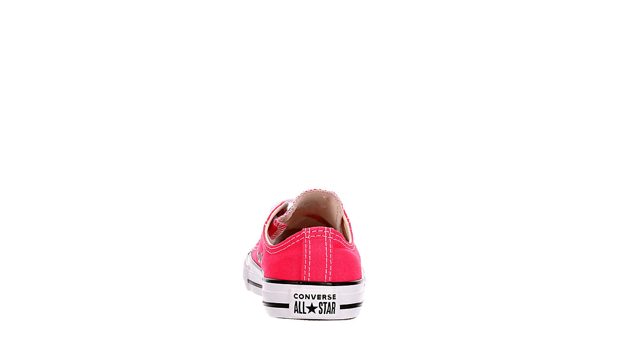 CONVERSE Girls Chuck Taylor All Star Seasonal Ox - PINK
