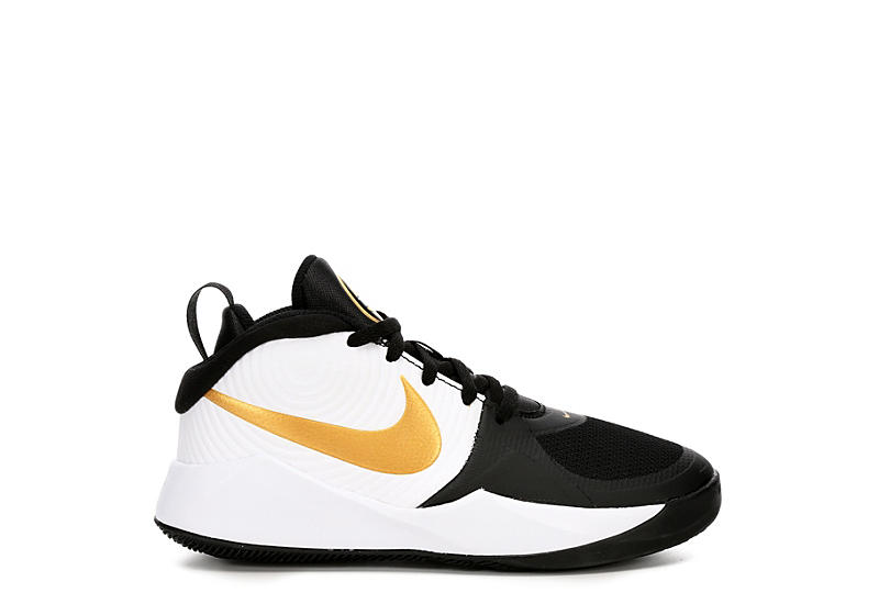 NIKE Boys Team Hustle D9 - BLACK