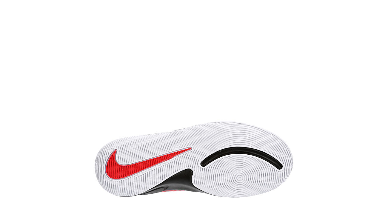 NIKE Boys Team Hustle D9 - RED