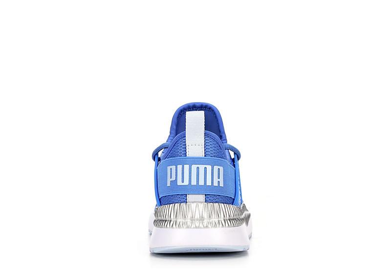 PUMA Girls Pacer Next Cage - BLUE