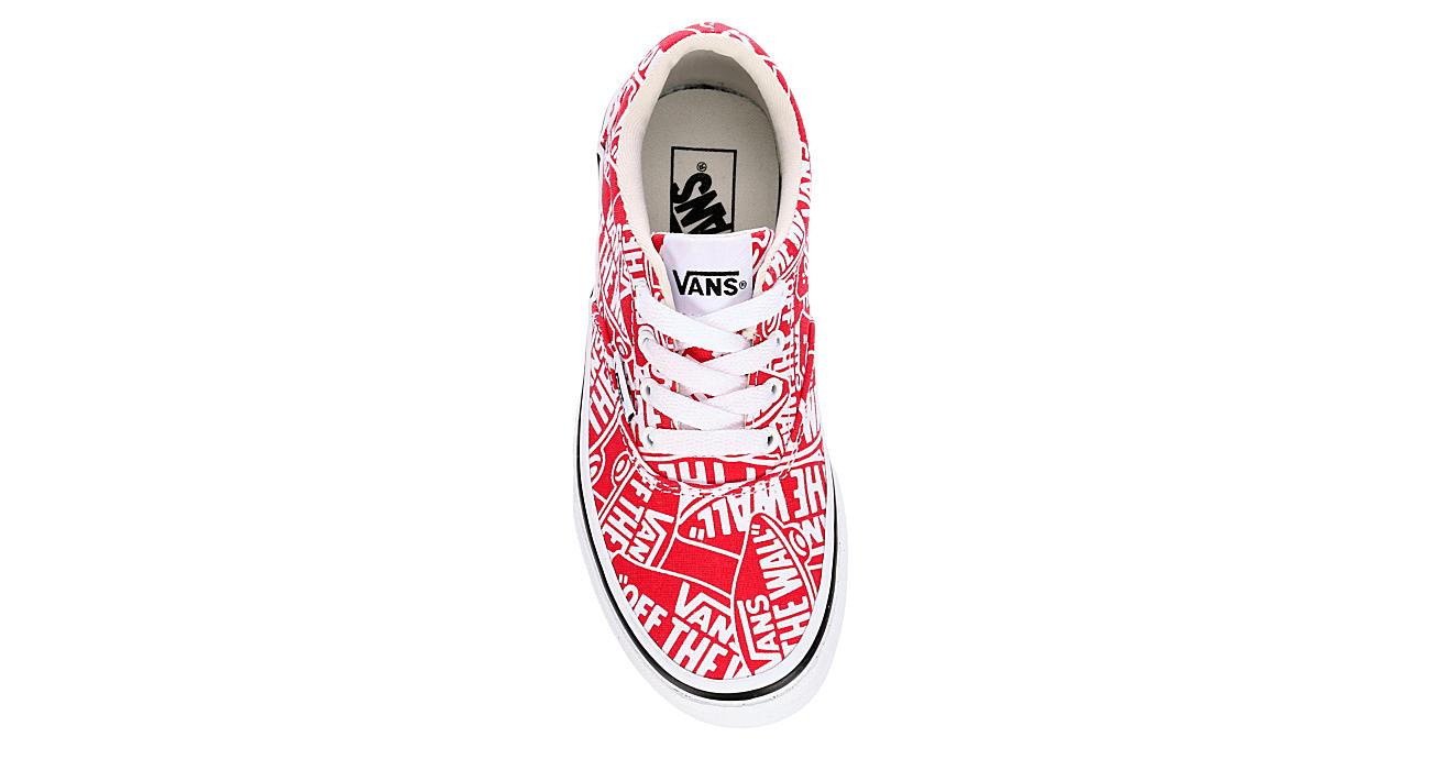 VANS Boys Doheny - RED