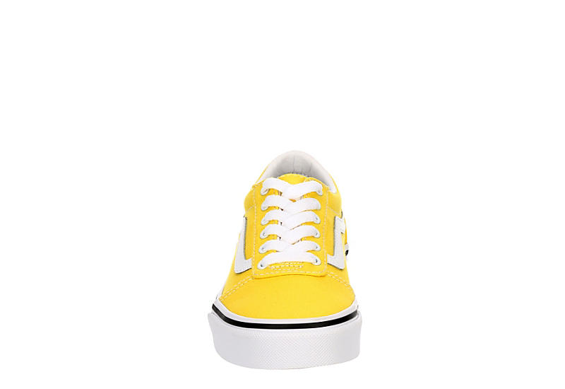 VANS Boys Ward - YELLOW
