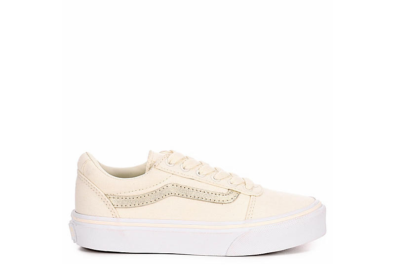 VANS Girls Ward - OFF WHITE
