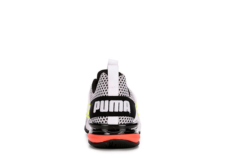 PUMA Boys Axelion Breathe - WHITE
