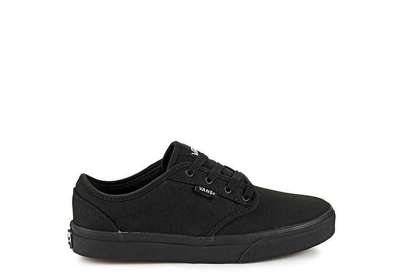 7cd99f9bf2 Vans Boys Atwood - Black
