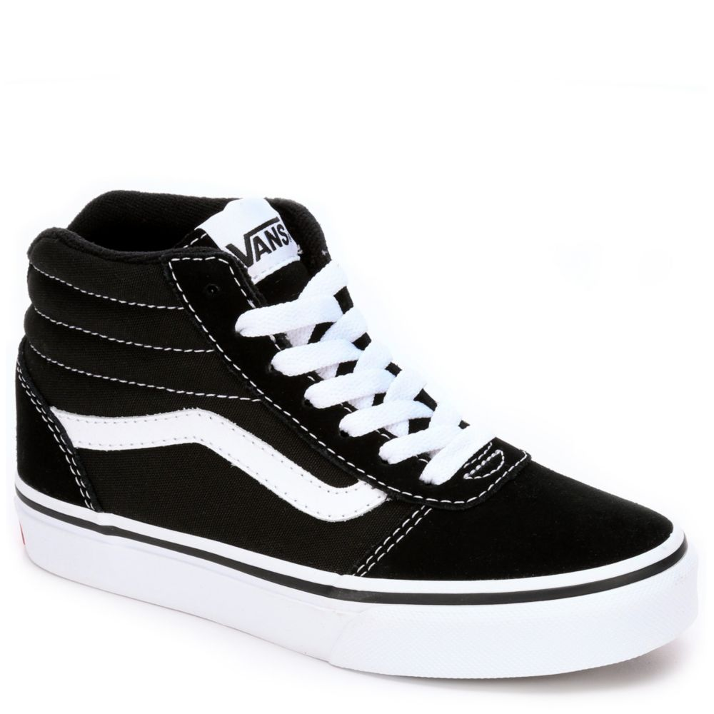 black vans high tops
