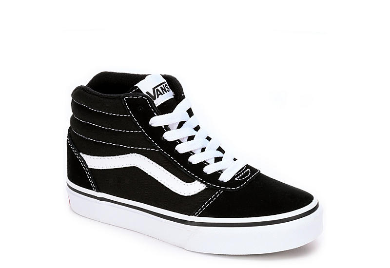 Vans Ward Hi Top Sneakers | Top sneakers, Shoe features