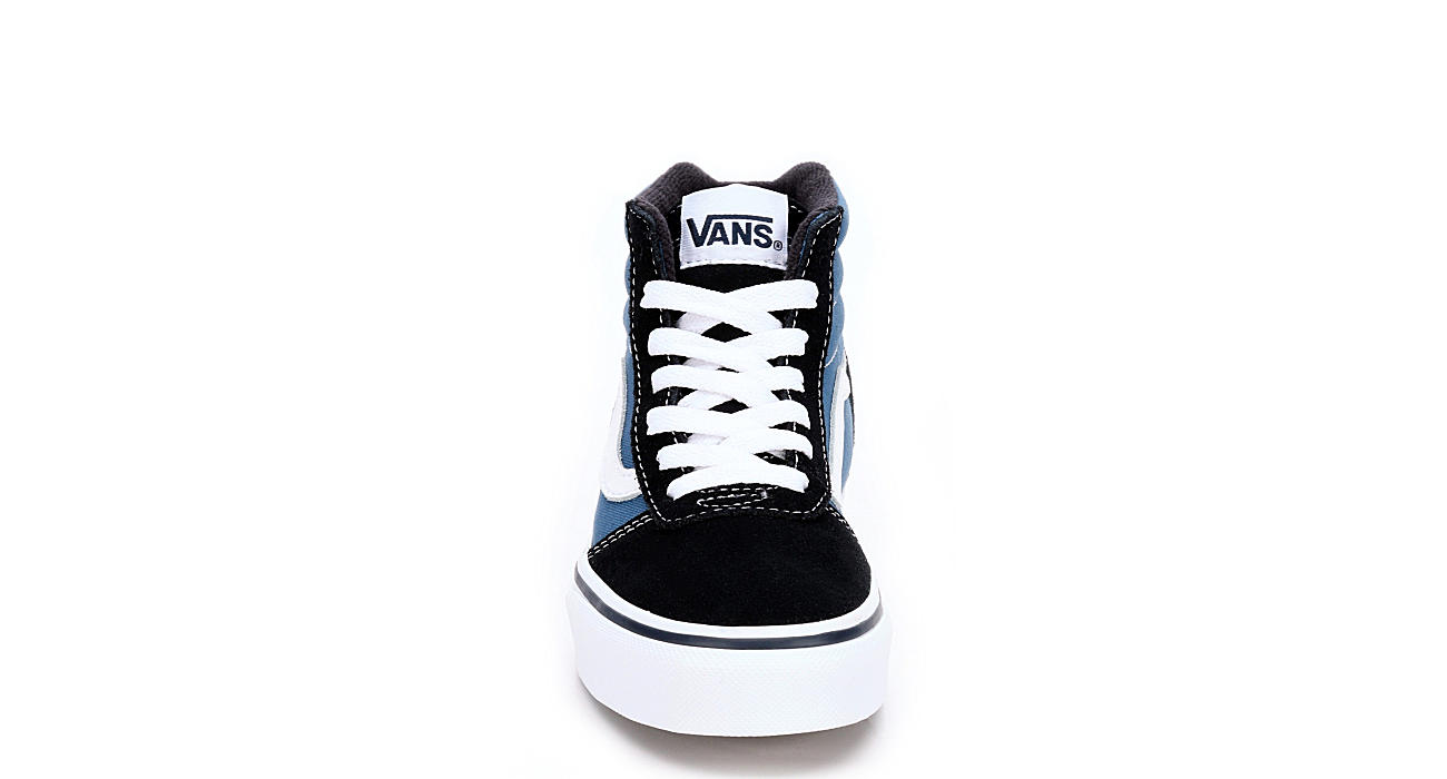 VANS Boys Ward Hi - NAVY
