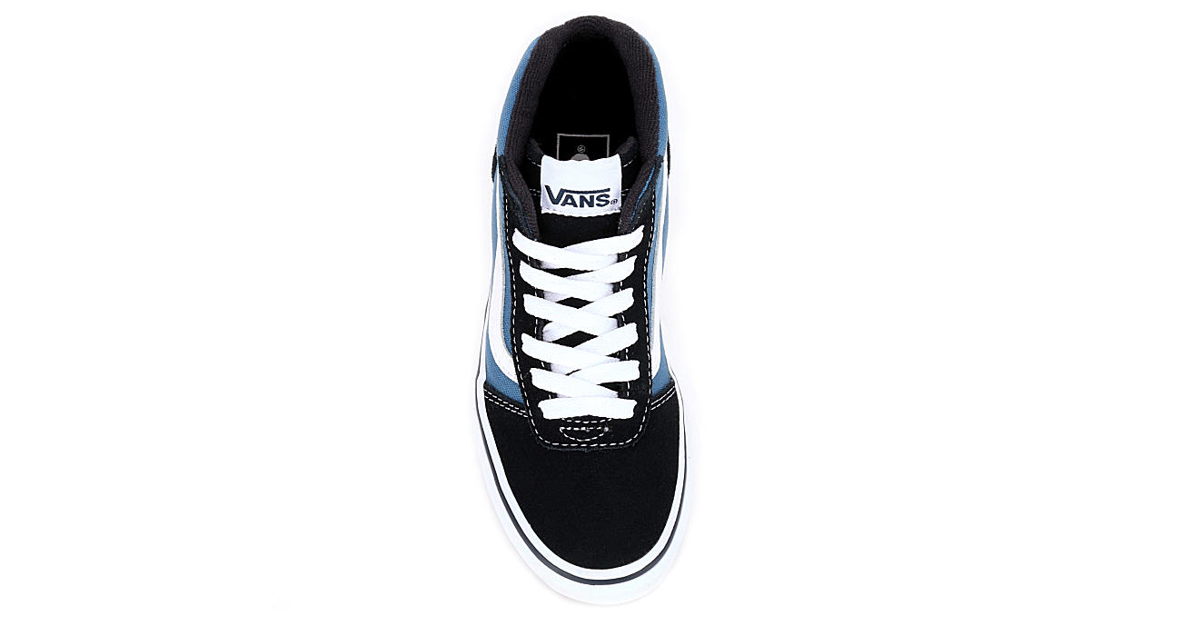 0add8d10 Vans Boys Ward Hi - Navy