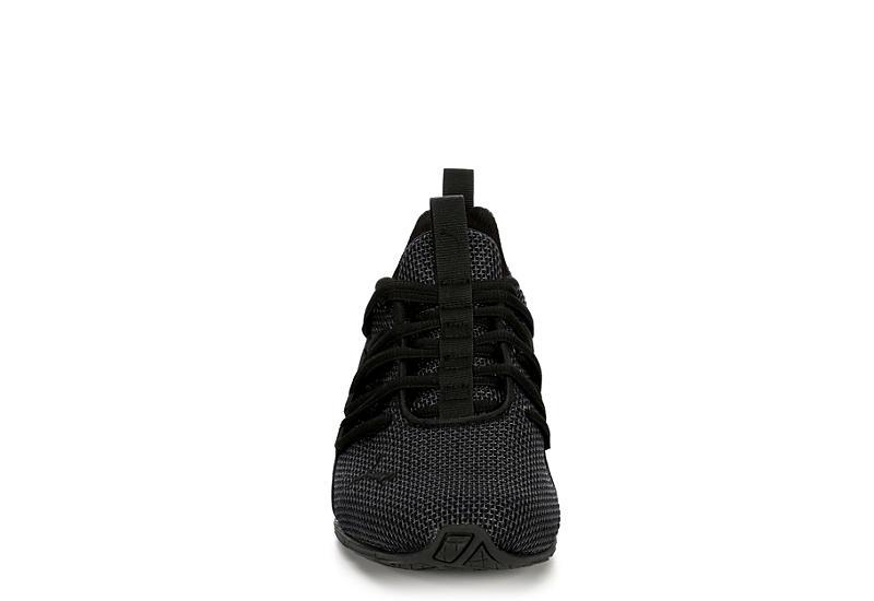 PUMA Boys Axellion Sneaker - BLACK