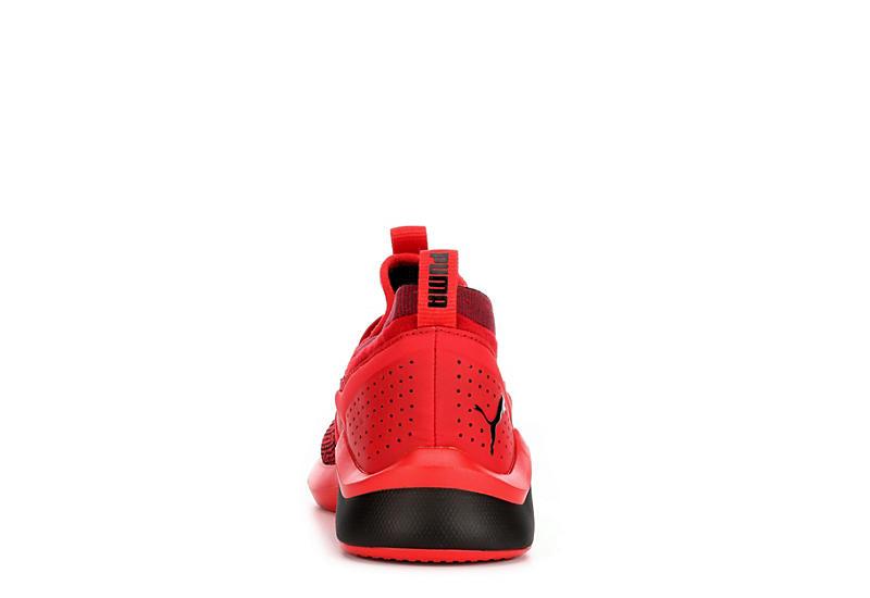 PUMA Boys Emergence Sneaker - RED