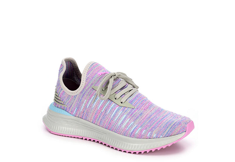 44069bc84f8 Puma Girls Avid Evoknit Su Sugar Jr. - Grey