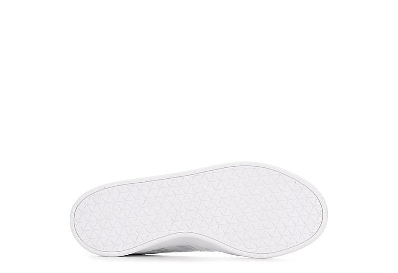 ADIDAS Girls Vl Court Sneaker - WHITE