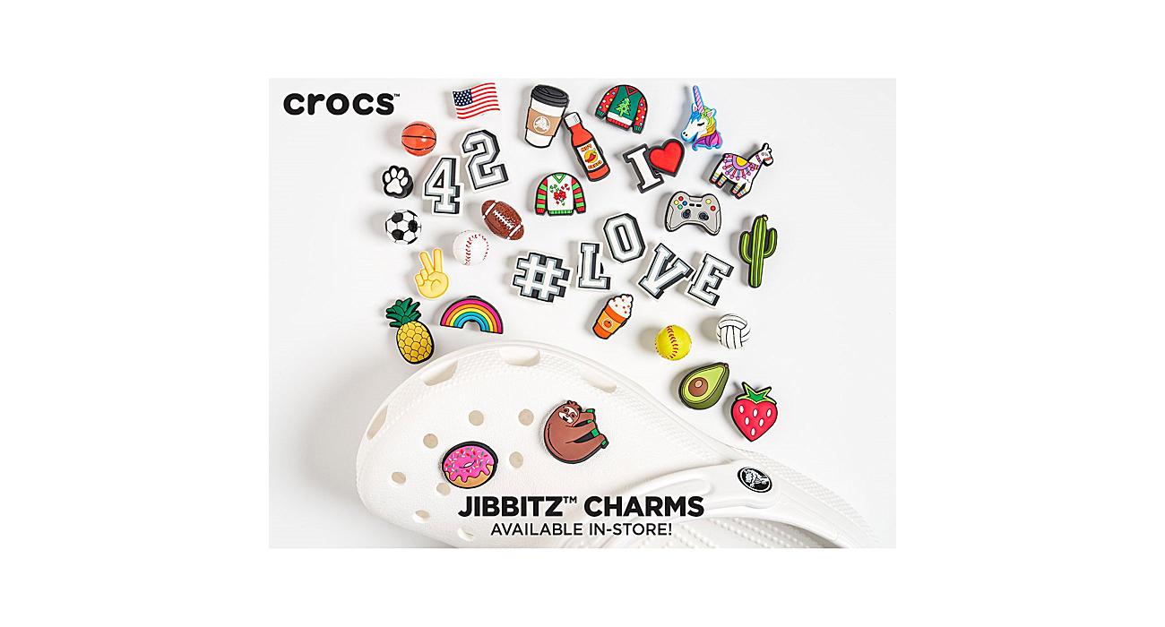 CROCS Girls Classic Clog - OFF WHITE