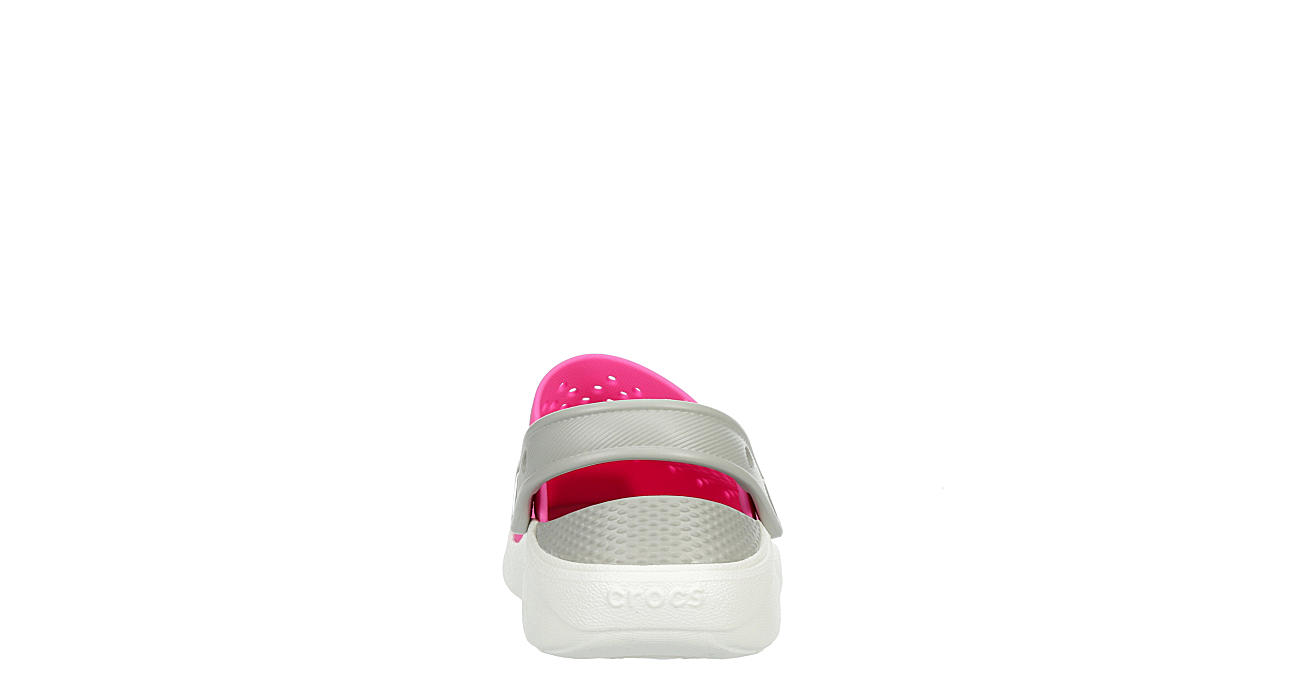 CROCS Girls Literide Clog - PINK