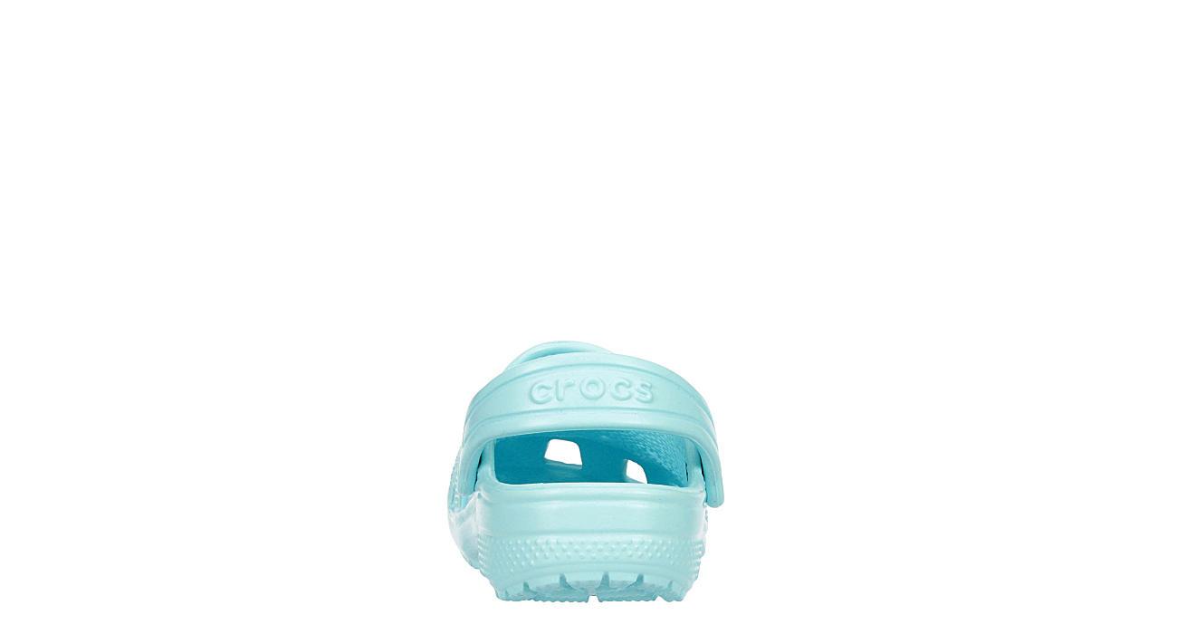 CROCS Girls Classic Clog - PALE BLUE