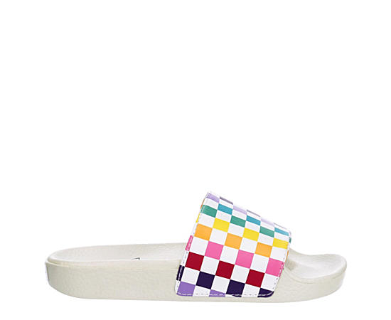 Girls Slide-one Jr Slide Sandal