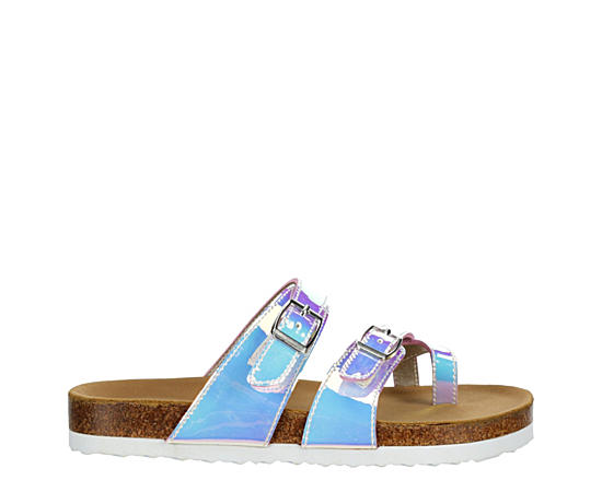 Girls Mbreachy Footbed Sandal