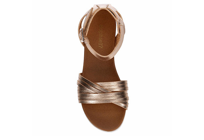 SOPHIE17 Girls Landon Sandal - ROSE GOLD