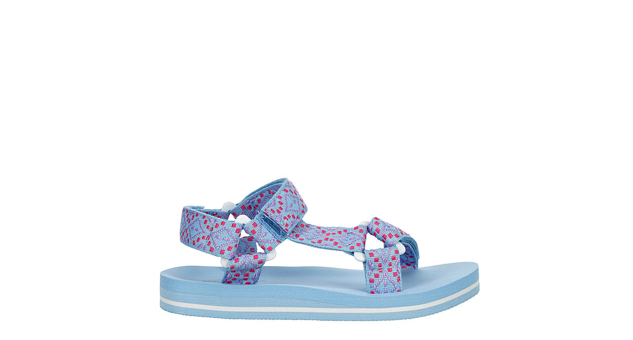 BLUEFIN Girls Charley Outdoor Sandal - PALE BLUE