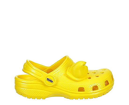 Girls Peeps X Crocs Classic Clog