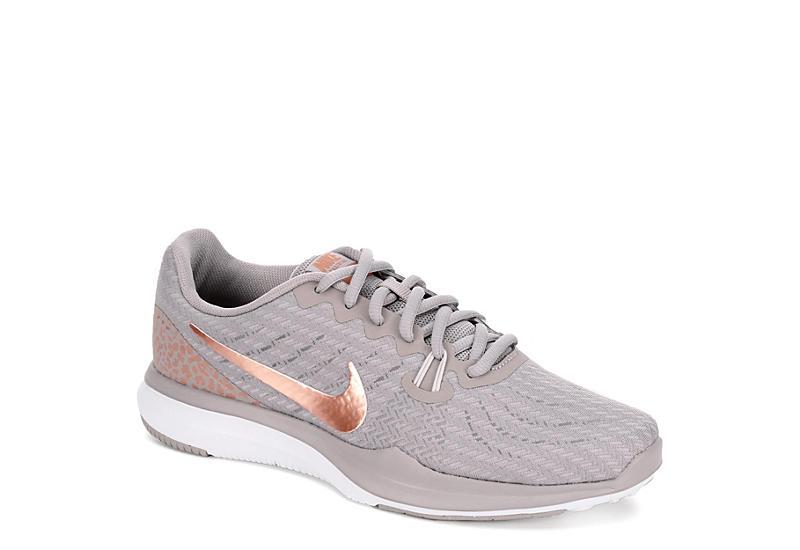Grey Nike Womens In Season Tr 7 Training Rack Room Shoes