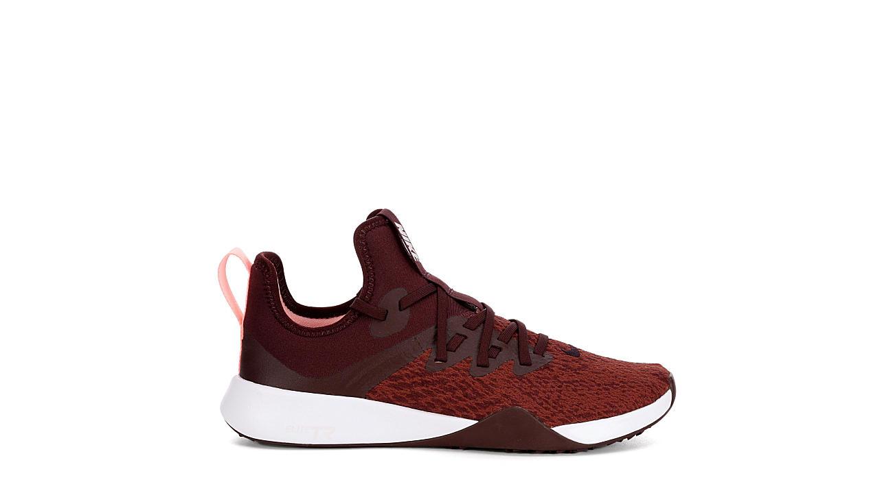 33a0169c403c Nike Womens Foundation Elite Tr - Burgundy