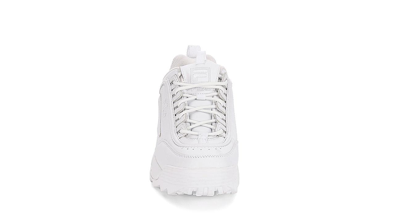 FILA Womens Disruptor Ii Sneaker - WHITE