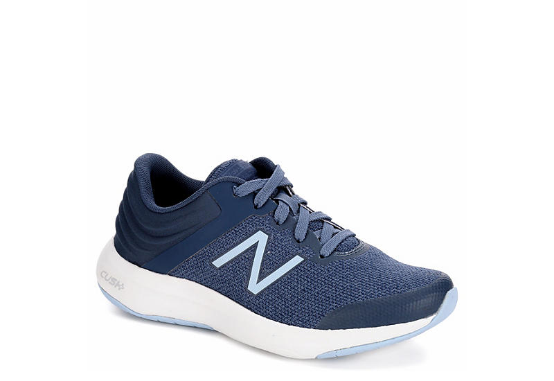 BLUE NEW BALANCE Womens Relaxa