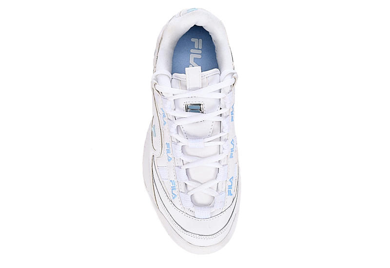 FILA Womens D-formation - WHITE