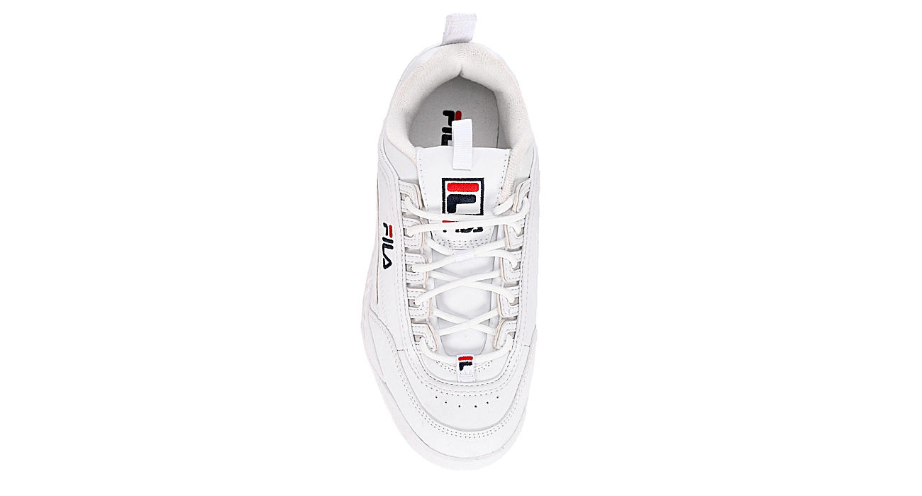 FILA Womens Disruptor Ii - WHITE