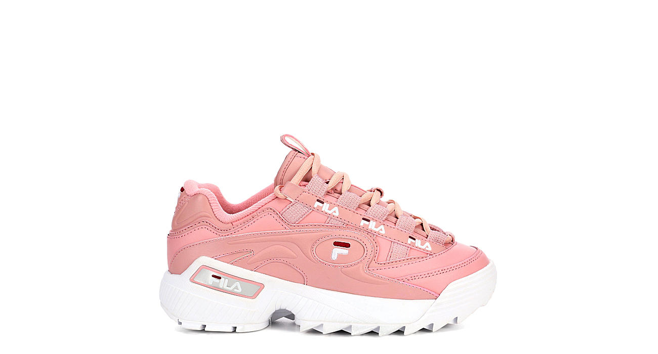 FILA Womens D-formation - PALE PINK