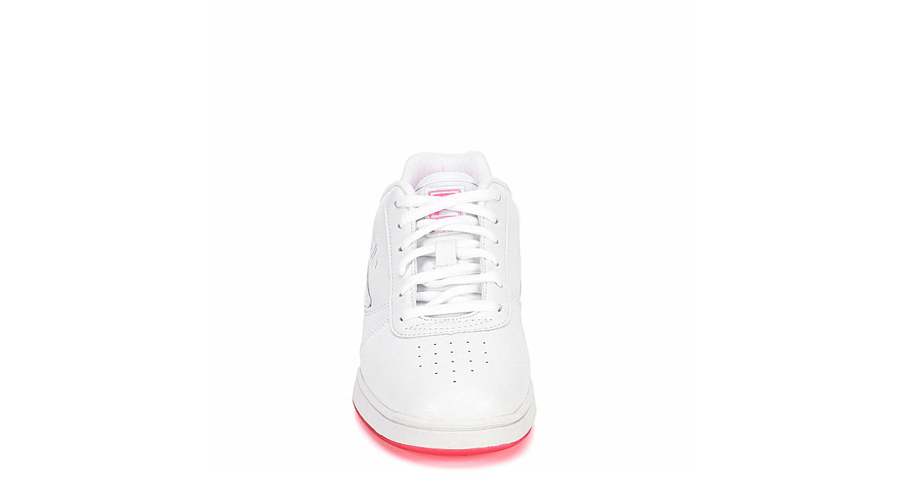 FILA Womens F89 Ice Low - WHITE